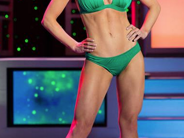 Jillian Granucci Takes Swimsuit Competition @ Miss NH #integrityhealth