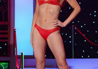 Jess Avelar Rocks Her Body at Miss NH