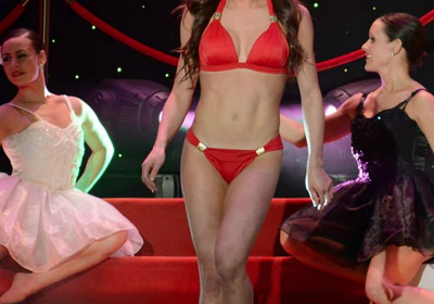 Michelle Vegliante redefines Dangerous Curves at Miss NH