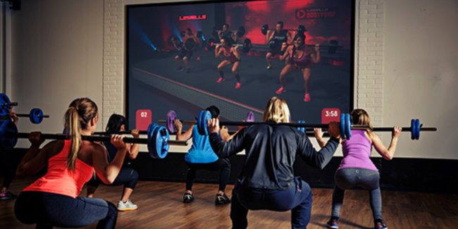 320 Group Exercise Classes