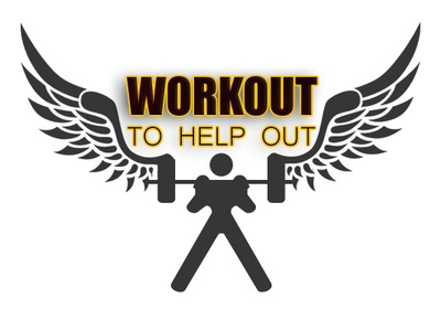 Community Event Reminder: WORKOUT TO HELP OUT with Integrity Health Coaching Centers