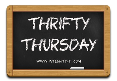 Thrifty Thursday Special - Jan 28 - 31!