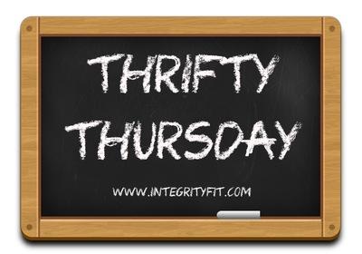 Thrifty Thursday Special - Jan 28 - 31!