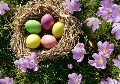 Happy Easter From Integrity Health Coaching Weight Loss and Fitness Centers in New Hampshire