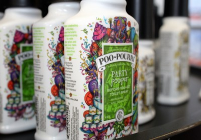 Poo-Pourri found at Integrity Health Coaching Centers