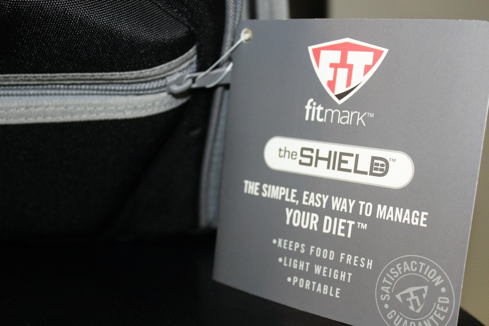 Fitmark The Shield! Sold at Integrity Health Coaching weight loss and fitness centers!