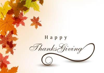 Happy Thanksgiving from Integrity Health coaching centers in NH