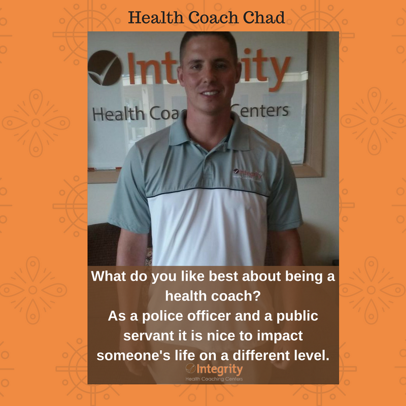 Health Coach Chad in North Conway NH