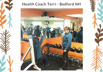 Health Coach Terri - Bedford NH - Women's Only Weight Loss and Fitness Center in NH