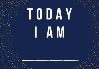 Mindfulness - positive affirmations