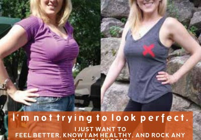ROCK IT - with Integrity Health Coaching Centers in NH!