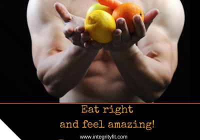 Eat Right and Feel Amazing!