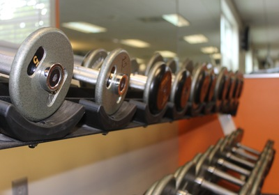 Incline Dumbbell Fly with Integrity Health Coaching Centers