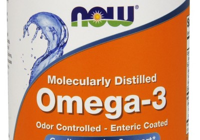 Supplement Spotlight! Omega-3