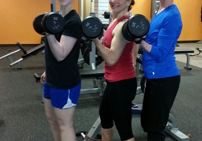 Ladies! Don't fear the weights!