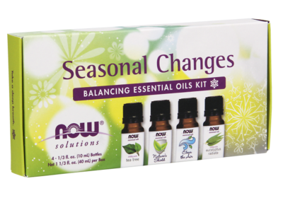 Seasonal Changes Balancing Essential Oils Kit