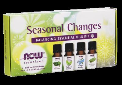 Seasonal Changes Balancing Essential Oils Kit
