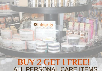 Personal Care Items on SALE now!