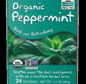 Organic Peppermint Chia Pudding