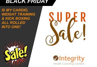 BLACK FRIDAY SUPER SALE!
