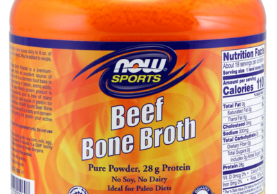 Bone Broth, Beef Powder