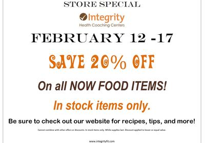 Feb sale 12- 17!