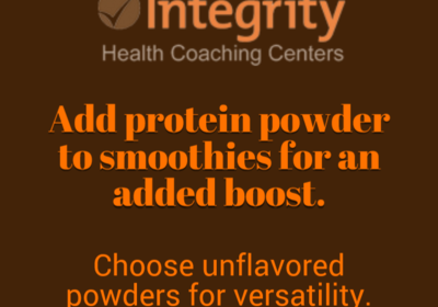 Protein Booster!