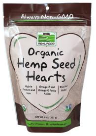 Hemp Seed Hearts