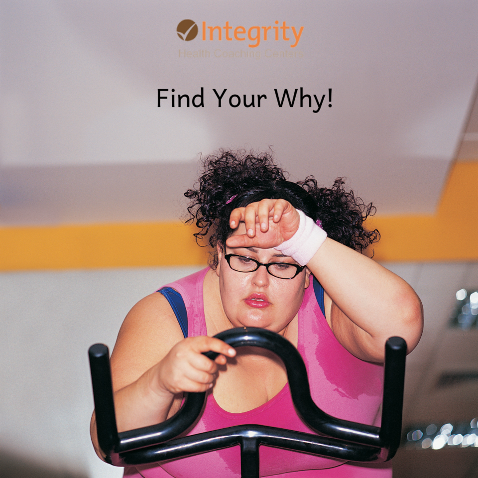 "Find your ""why"""