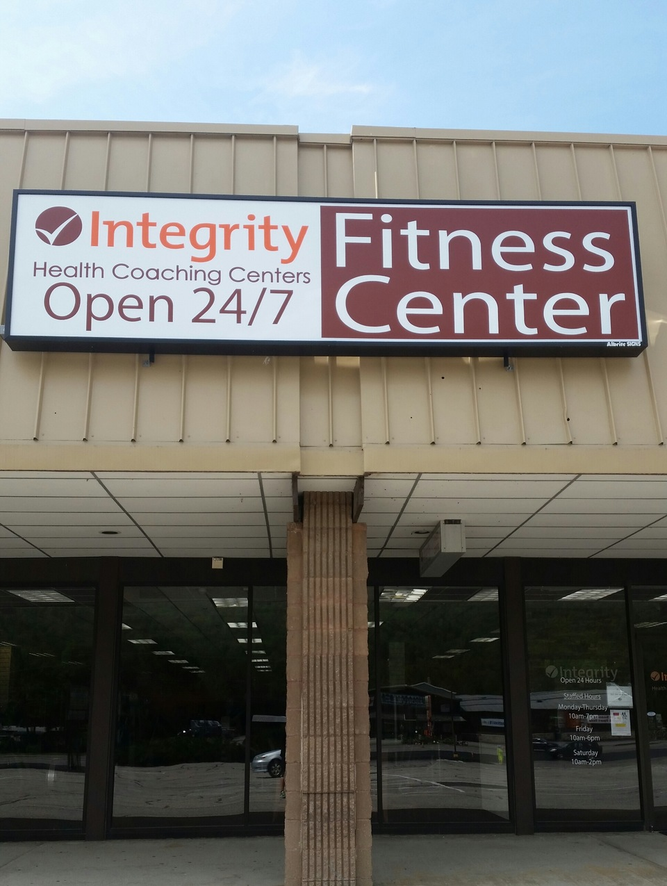 Integrity Health Coaching Centers