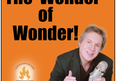 The Wonder…of 'Wonder'!