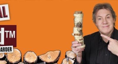 Motivational Firewood™: Steve Gamlin