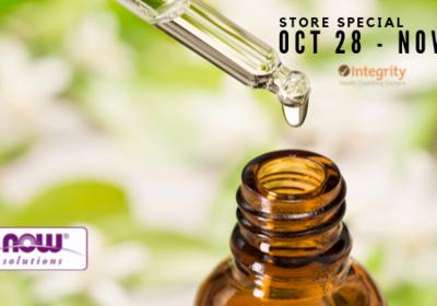 Store Special October 28 – November 3