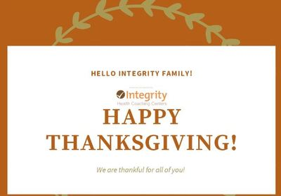 From our family to yours...Happy Thanksgiving!