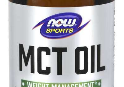 MCT Oil, Vanilla Hazelnut