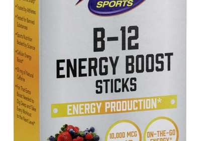 B-12 Energy Boost!